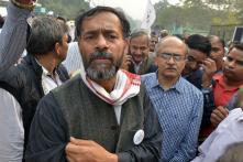 Irresponsible of Arvind Kejriwal to Question EVMs: Yogendra Yadav