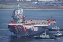 8,000 Innovations Added on China's 1st Home-Made Aircraft Carrier: Media
