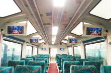 Suresh Prabhu Launches 'Vistadome' Coaches with Glass Roof, Rotating Seats