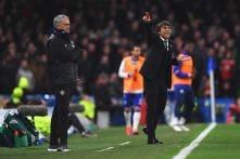 Antonio Conte Labels Jose Mourinho 'Little Man' As Feud Escalates