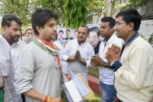 After Priyanka, Jyotiraditya Scindia Meets Party's UP Leaders to Find Poll Debacle Causes