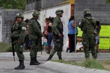 Soldiers Find 18 Bags of Human Remains, Saws in Western Mexico