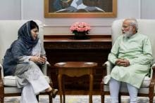 Mehbooba Claims PM Modi's Support on Status Quo For Article 370