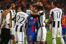 Champions League: Juventus Hold Barcelona to Enter Semis