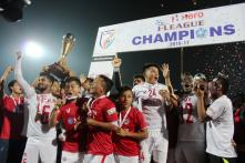 FIFA President Congratulates Aizawl FC For 'Spreading Positive Message of Football'
