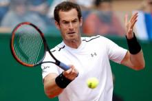 Britain's Andy Murray Returns to Training After Hip Surgery