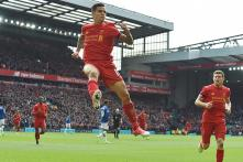 Coutinho Scores as Liverpool Beat Everton 3-1 in Merseyside Derby