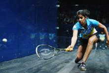 Joshna's Good Run in Egypt Ends With Loss in Quarters