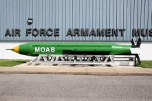 How Powerful is the 'Mother of All Bombs'? Here's a Look