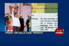 News360: New Twist In Kejriwal Fee Row: CM Called Case 'Private'