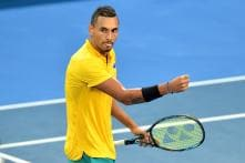 Davis Cup: Kyrgios Eases Past Isner to Put Australia 2-0 Up