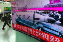 North Korea Says Missile Launch Tested New Type of 'Cruise Rocket'