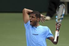 Davis Cup: Ramanathan Gives India 1-0 Lead Against Uzbekistan