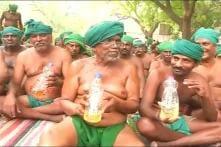 As AIADMK Raises Toast to Reunion, Drought-hit TN Farmers Drink 'Urine'