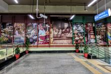 Delhi Metro's Heritage Line: A ride though the charms of old Delhi