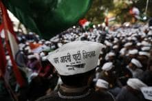 AAP Student Wing Ties up With AISA for DUSU Polls