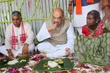 Mahalis, who Offered Food to Shah, Join TMC After Disappearing For A Night