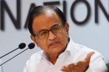 Chidambaram Takes Dig at Govt Over Kashmiri IAS Officer's Resignation, Says World Will Take Note of 'Cry of Anguish'