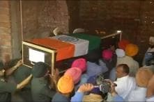 As India Bids Solemn Farewell to Martyred Jawans, Kin Question Netas