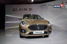 2018 Maruti Suzuki Dzire Special Edition Launched at Rs 5.56 Lakh