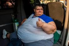 World's Heaviest Man Goes Under the Knife, Set to Lose Half His Weight