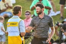 Players Championship Golf: Garcia Charges as Stanley, Holmes Share Lead