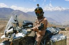 Meet the Guy on a 25,000 Km Motorcycle Road Trip, From Australia to Sweden via Delhi