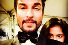 Balika Vadhu Actress Avika Gor And Manish Raisinghan Attend The Cannes Together