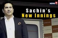 Sachin Tendulkar's First Ever Selfie Interview: Talks About Make In India Tech