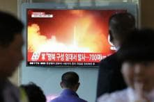 North Korea Test-fires Missile in Challenge to New President in Seoul