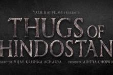 Thugs Of Hindostan's Logo Reminds of Game of Thrones
