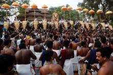 Kerala's Most-Loved Elephant Allowed to Participate in Thrissur Pooram