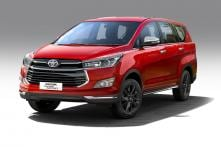 Updated Toyota Innova Crysta, Fortuner Launched in India