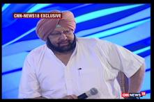 Punjab in Pathetic State, Need to Re-build it, Says CM Amarinder Singh