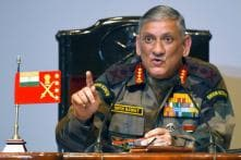 More Doklam-like Standoffs with China Likely in Future, Says Army Chief