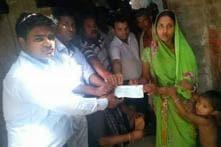 Bihar Govt's Cheque to Sukma Martyr's Family Bounces
