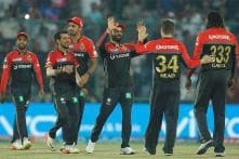 IPL 2017: Bowlers Steal the Show as Bangalore Beat Delhi by 10 Runs