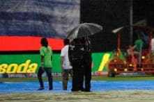 Heavy Rain Washes Out Second T20I between India and Sri Lanka