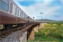 Discover The Spanish Palace On Wheels : The Al-Andalús Luxury Tourist Train