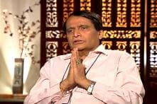 Reviewing Flexi-fares, But People Should Learn to Pay: Suresh Prabhu