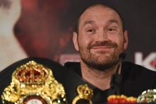 Tyson Fury Urges UK Anti-Doping for Resolution