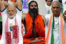 International Yoga Day 2017 Celebrations in India