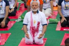 International Yoga Day 2019: PM Modi Leads Celebrations in Ranchi; Union Ministers to Take Part in Other Events