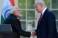 Modi a Friend of Mine, I Like Him Very Much: Trump in Woodward Book