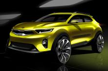 KIA Introduces Stonic Compact Crossover, to Debut in July