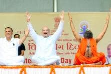 Amit Shah Shed Body Weight, Gained Political Weight, Says Ramdev