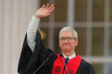 Apple CEO Tim Cook Pushes For US Privacy Law to Stop Weaponizing Data