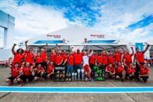 Mahindra Racing Formula E Team Wins Double Podium at New York City ePrix