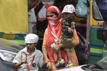 Hottest Day in Delhi, Temperature Touches 44.6 Degrees Celsius