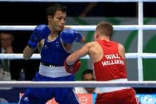 Boxer Devendro Moves to Semis to Confirm Medal in Ulaanbaatar